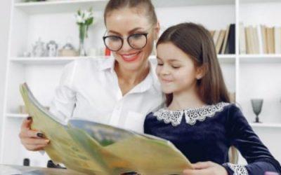 Pagalba vaikams mokytis anglų kalbos